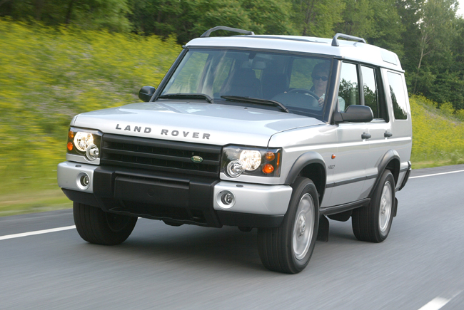 New And Used Land Rover Discovery Prices Photos Reviews