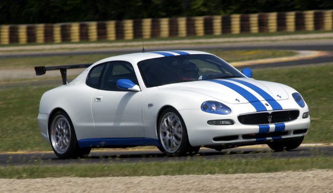 2003 Maserati Trofeo Racing Coupe