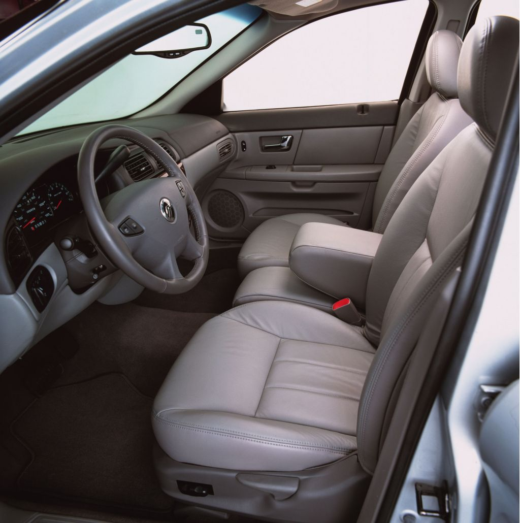 2003 Mercury Sable Interior