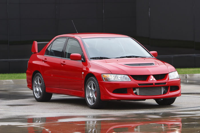 2003 Mitsubishi Lancer Pictures Photos Gallery