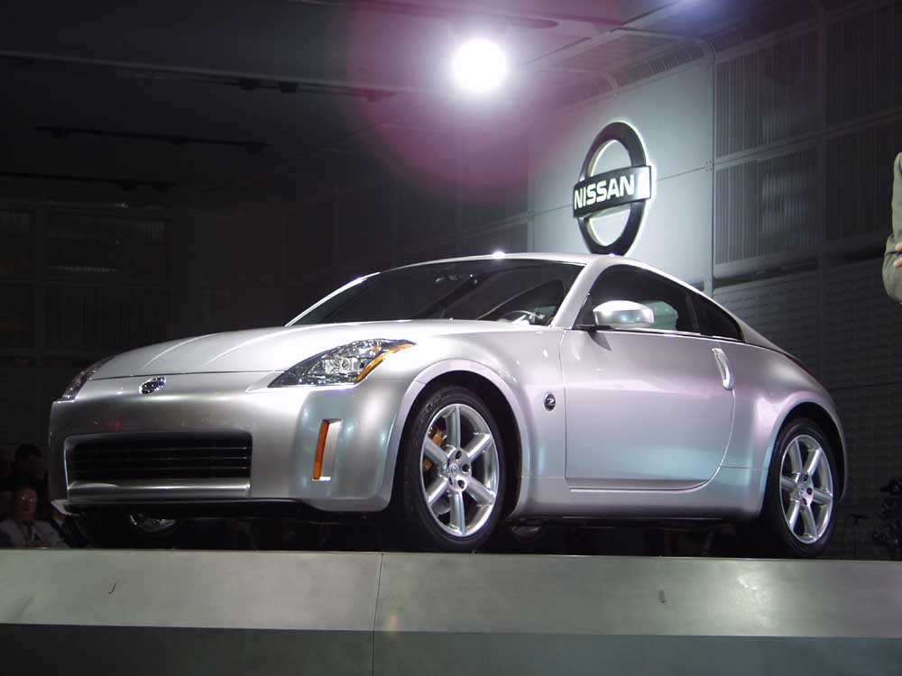 2003 nissan 350z pictures photos gallery motorauthority. Black Bedroom Furniture Sets. Home Design Ideas