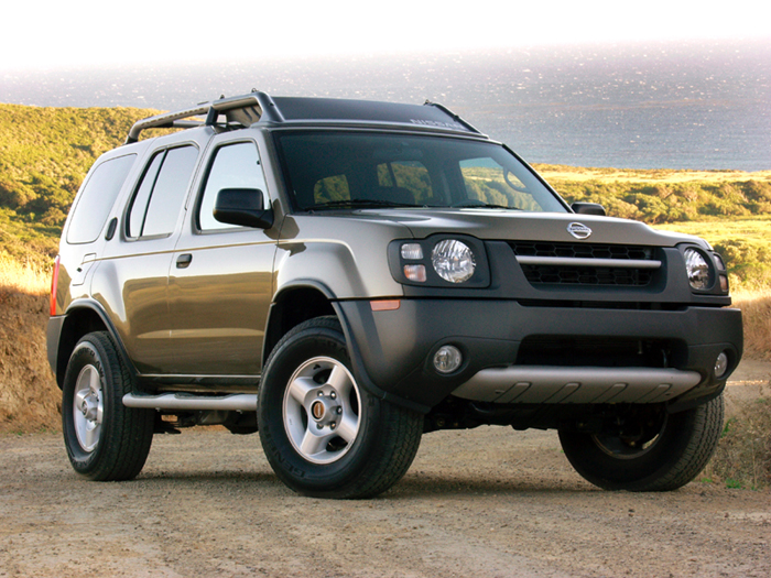 2003 nissan xterra pictures photos gallery the car. Black Bedroom Furniture Sets. Home Design Ideas