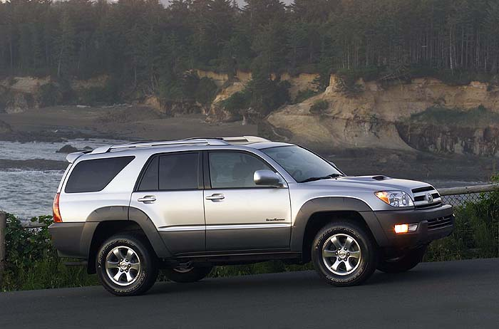 2003 toyota 4runner pictures photos gallery motorauthority. Black Bedroom Furniture Sets. Home Design Ideas