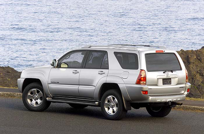 2003 toyota 4runner pictures photos gallery green car. Black Bedroom Furniture Sets. Home Design Ideas
