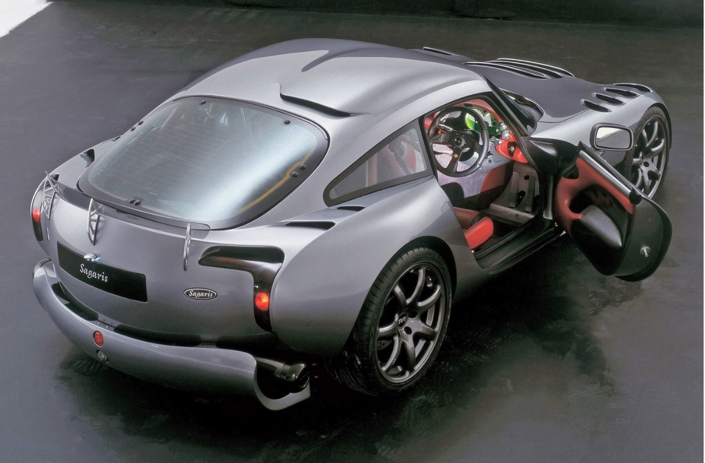 Tvr Sports Car History
