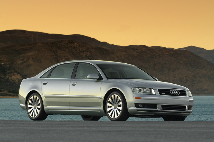 Audi Used Cars >> 2004 Audi A8 L Pictures/Photos Gallery - MotorAuthority