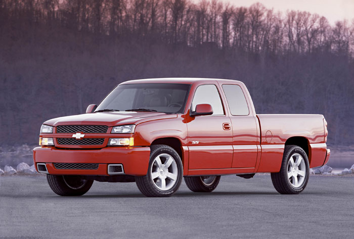 2004 chevrolet silverado ss chevy pictures photos. Black Bedroom Furniture Sets. Home Design Ideas