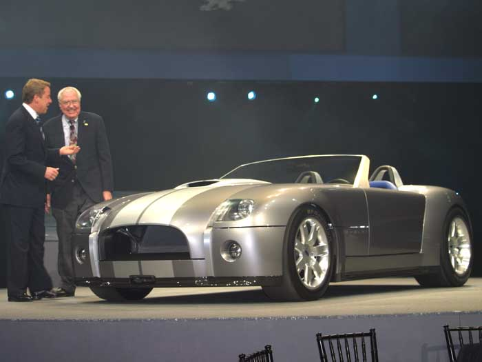 Image: 2004 Ford Shelby Cobra GT concept, size: 700 x