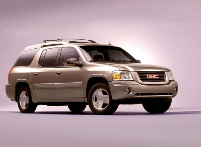 2004 gmc envoy xuv pictures photos gallery motorauthority. Black Bedroom Furniture Sets. Home Design Ideas