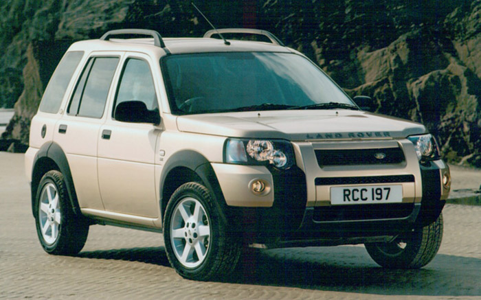 2004 land rover freelander pictures photos gallery. Black Bedroom Furniture Sets. Home Design Ideas