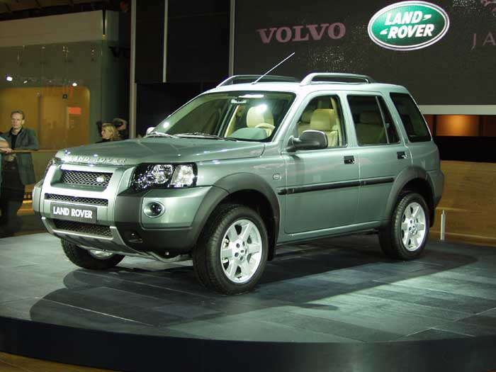 2004 land rover freelander pictures photos gallery motorauthority. Black Bedroom Furniture Sets. Home Design Ideas