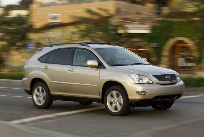 2004 lexus rx 330 pictures photos gallery green car reports. Black Bedroom Furniture Sets. Home Design Ideas