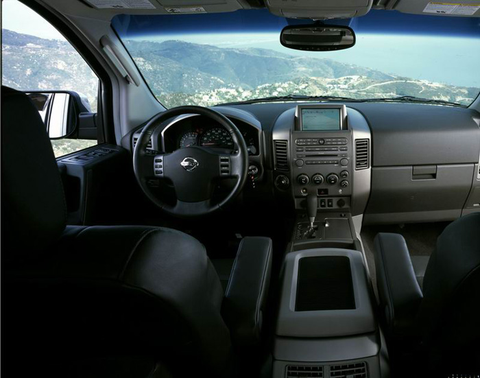2004 nissan armada page 1 review   the car connection