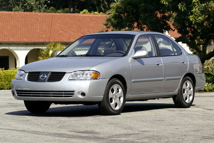 2004 Nissan Sentra Pictures Photos Gallery Motorauthority