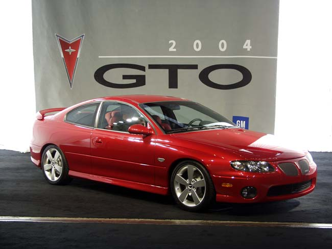 2004 Pontiac Gto Pictures Photos Gallery Motorauthority