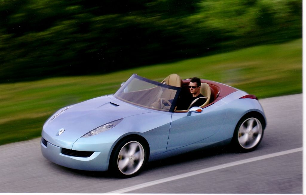 Cars Asyu 2004 Renault Wind Concept