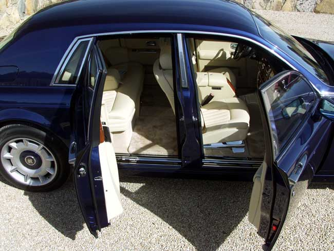 Rolls Royce Ghost And Phantom. 2004 Rolls-Royce Phantom - Photo Gallery