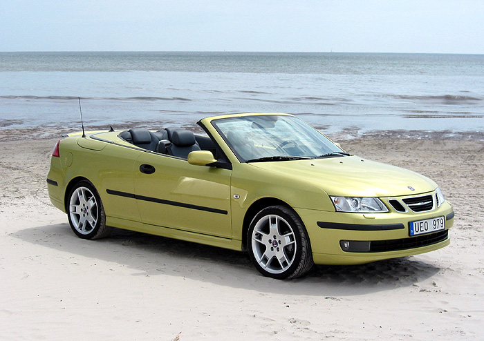 saab 9 3. 2004 Saab 9-3 - Photo Gallery