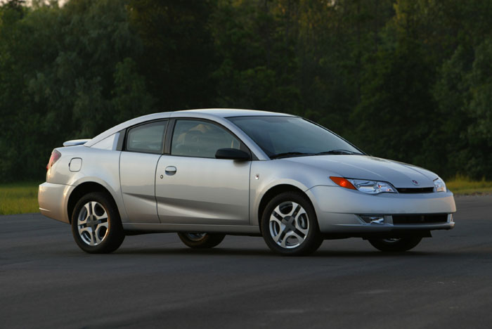 2004 Saturn ION Quad Coupe