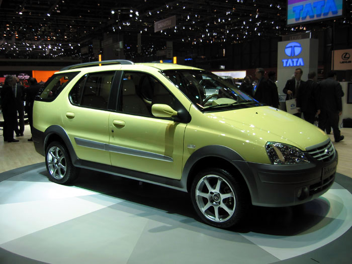 2004 Tata Indigo Advent