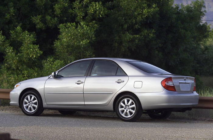 2004 Toyota Camry Pictures Photos Gallery Motorauthority