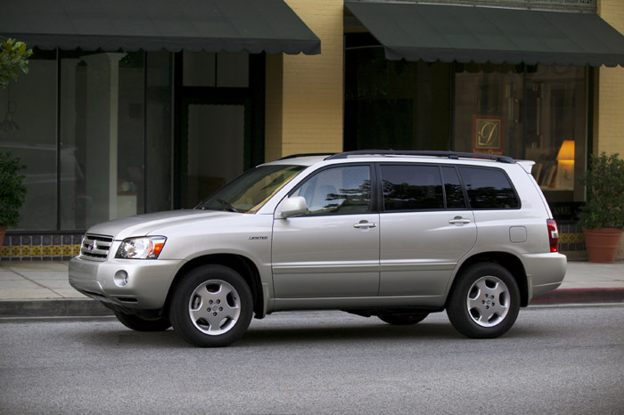 2004 Toyota Highlander Pictures Photos Gallery The Car
