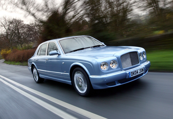 2005 bentley arnage pictures photos gallery green car reports