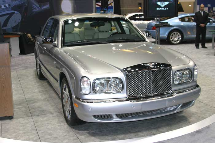 2005 Bentley Arnage Pictures Photos Gallery Motorauthority