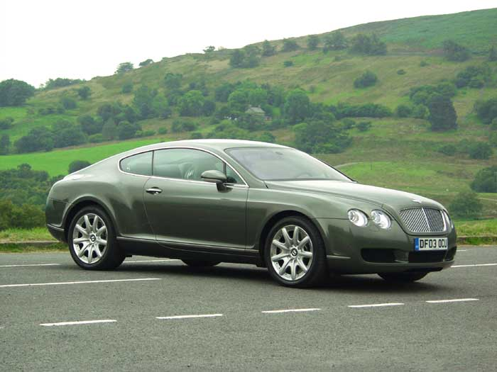 2005 bentley continental gt pictures photos gallery motorauthority. Cars Review. Best American Auto & Cars Review