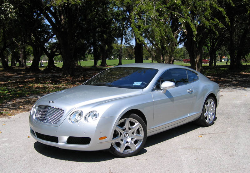 2005 Bentley Continental Gt Pictures Photos Gallery