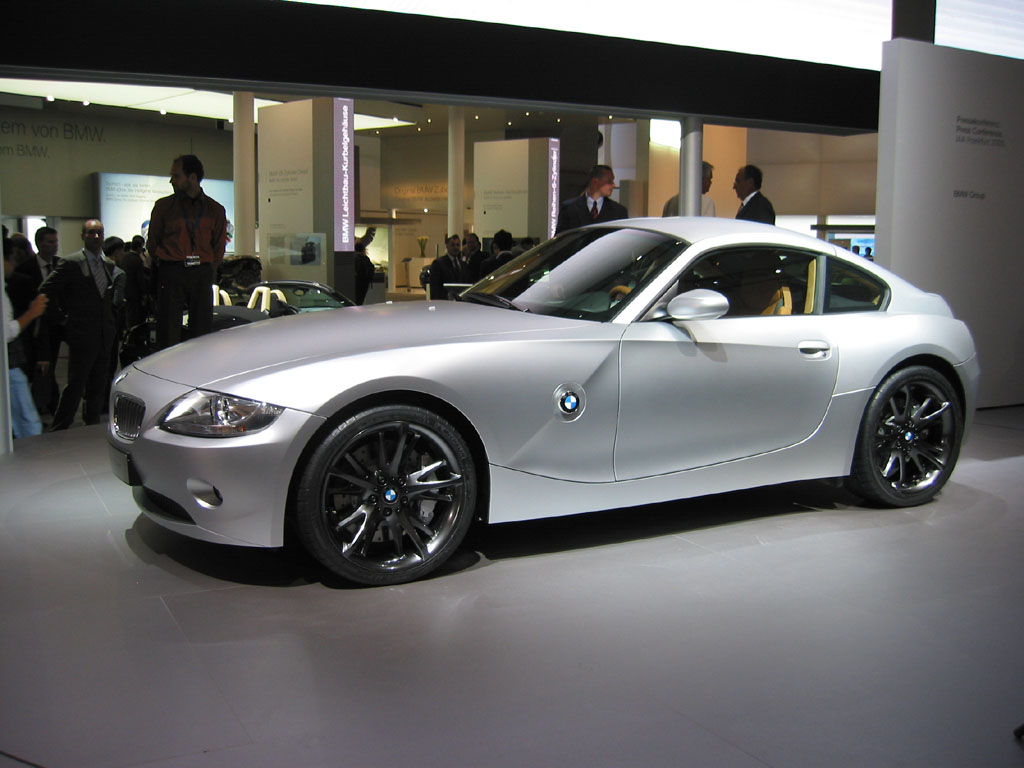 2005 Bmw Z4 Pictures Photos Gallery Motorauthority