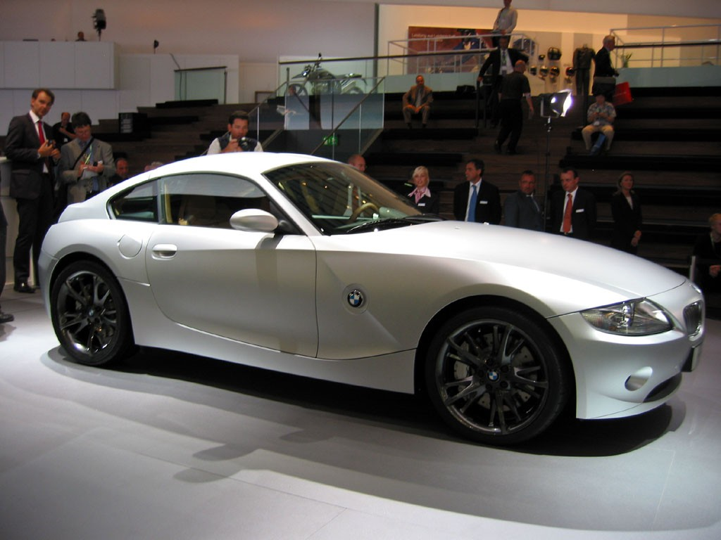Images of 2005 Bmw Z4 Coupe - #FAN