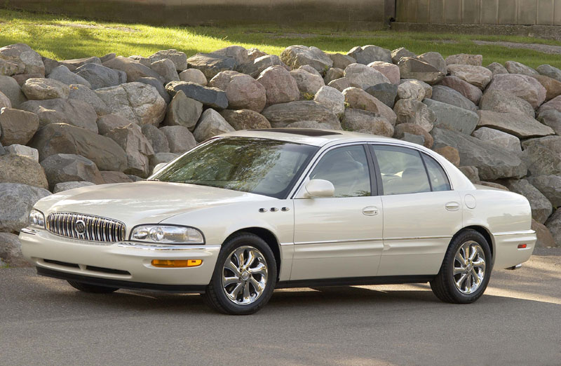 2005 Buick Park Avenue Pictures Photos Gallery The Car