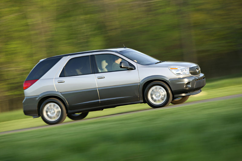 Buick Rendezvous L on Recall On Buick Rendezvous