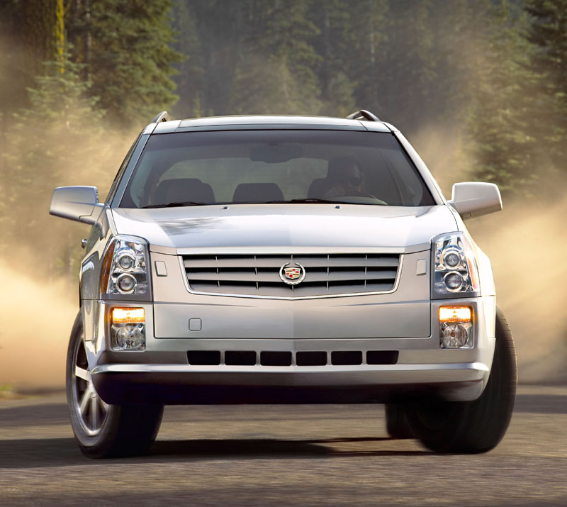 2005 Cadillac SRX Pictures/Photos Gallery