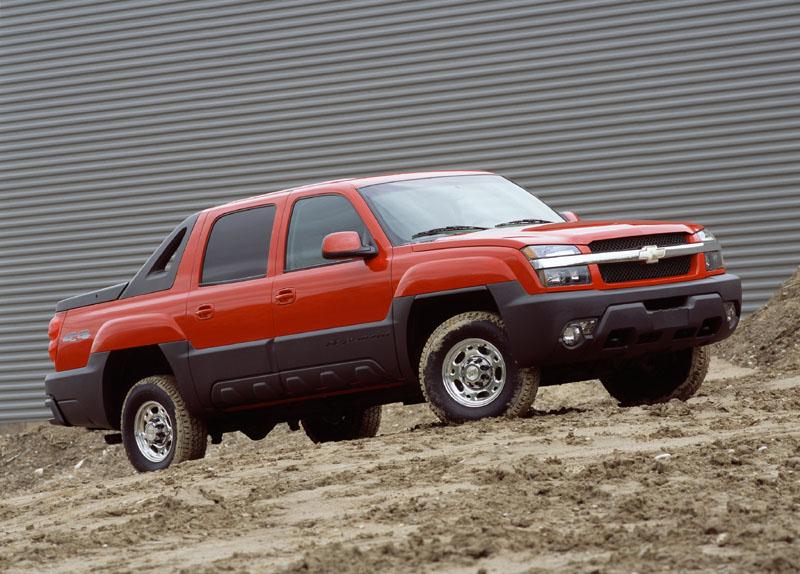 2005 chevrolet avalanche chevy pictures photos gallery. Black Bedroom Furniture Sets. Home Design Ideas