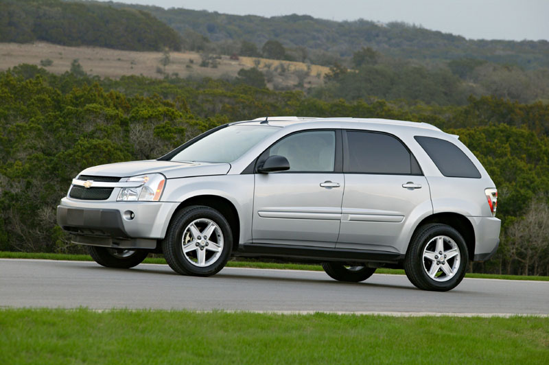2005 Chevrolet Equinox Chevy Pictures/Photos Gallery The Car