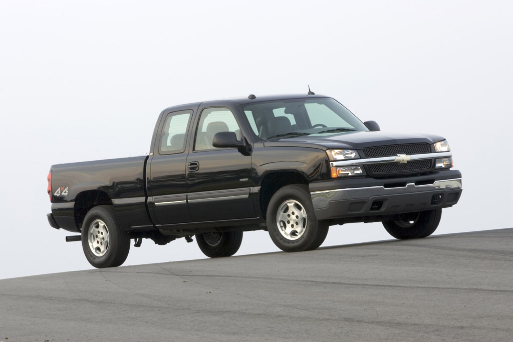 2005 chevrolet silverado 1500 hybrid chevy pictures photos gallery green car reports. Black Bedroom Furniture Sets. Home Design Ideas
