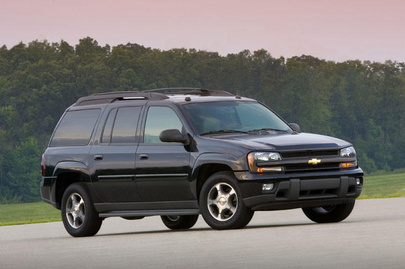 2005 Chevrolet Trailblazer Chevy Pictures Photos Gallery