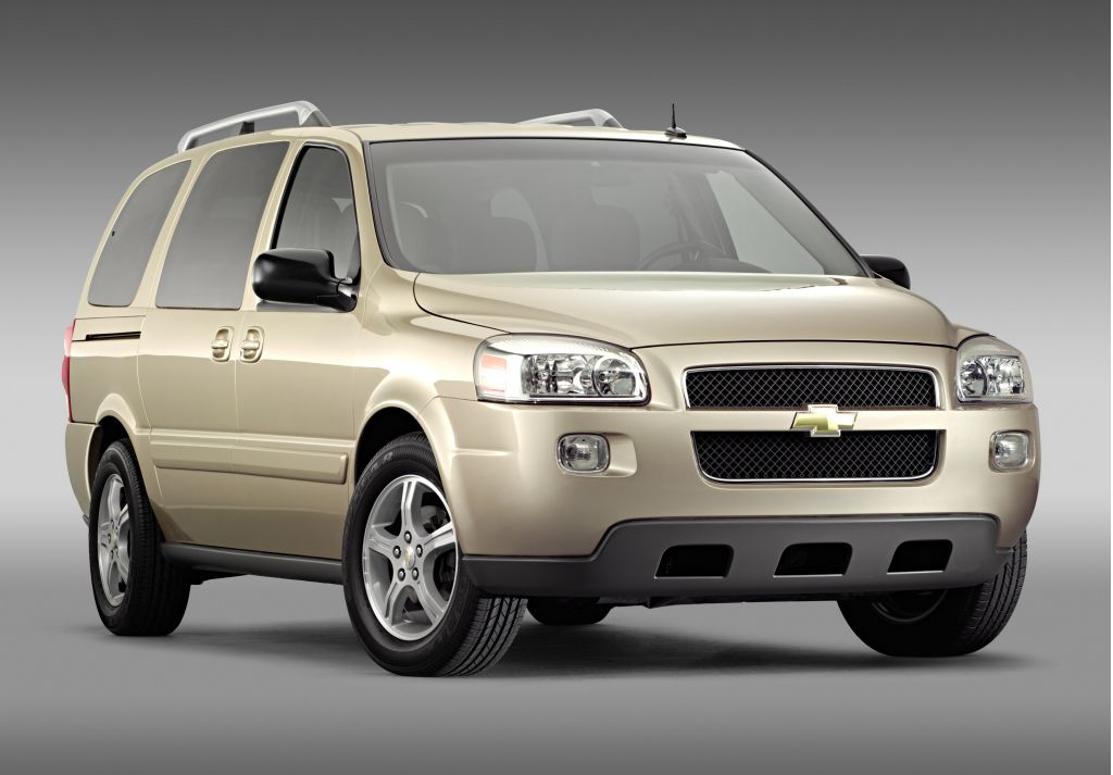 2005 Chevy Trailblazer Review 2005 Chevrolet Uplander (Chevy) Pictures/Photos Gallery ...