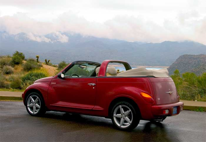 image 2005 chrysler pt cruiser convertible size 700 x 482 type gif posted on december 31. Black Bedroom Furniture Sets. Home Design Ideas