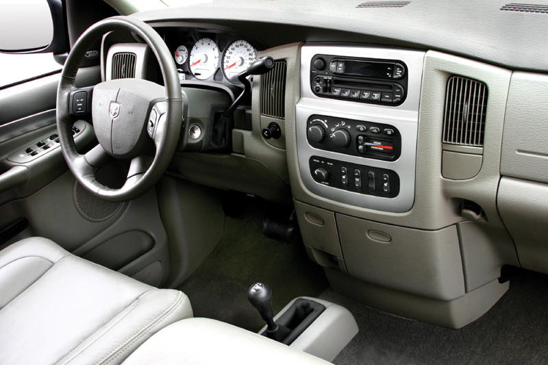 2005 Dodge Ram Power Wagon - Interior
