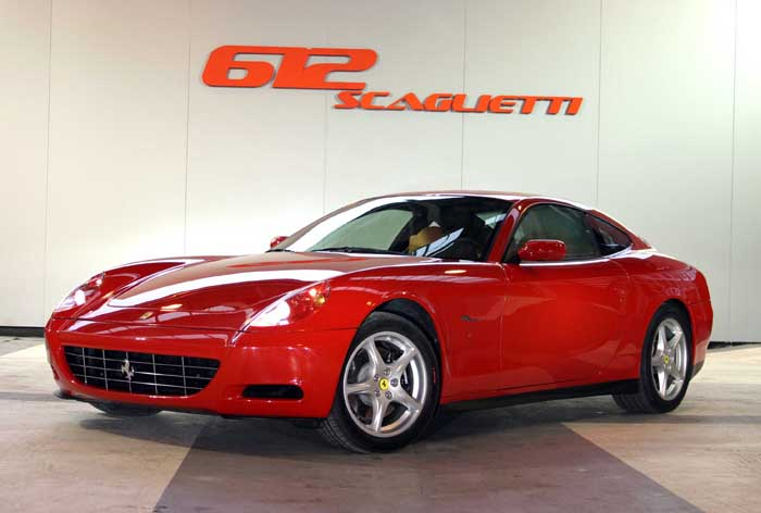 2010 Ferrari 612 Scaglietti Pictures Photos Gallery