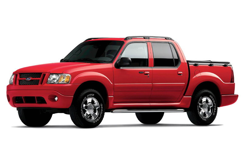 2005 ford explorer sport trac pictures photos gallery motorauthority. Black Bedroom Furniture Sets. Home Design Ideas