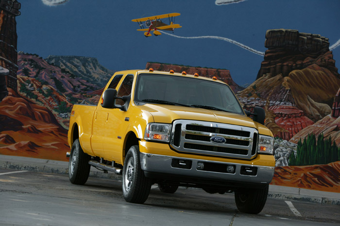 2005 Ford F-Series Super Duty