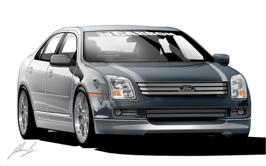 2005 Ford Fusion Pictures/Photos Gallery - MotorAuthority