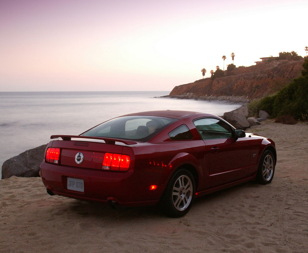 Image 2005 Ford Mustang Gt Size 1024 X 843 Type Gif