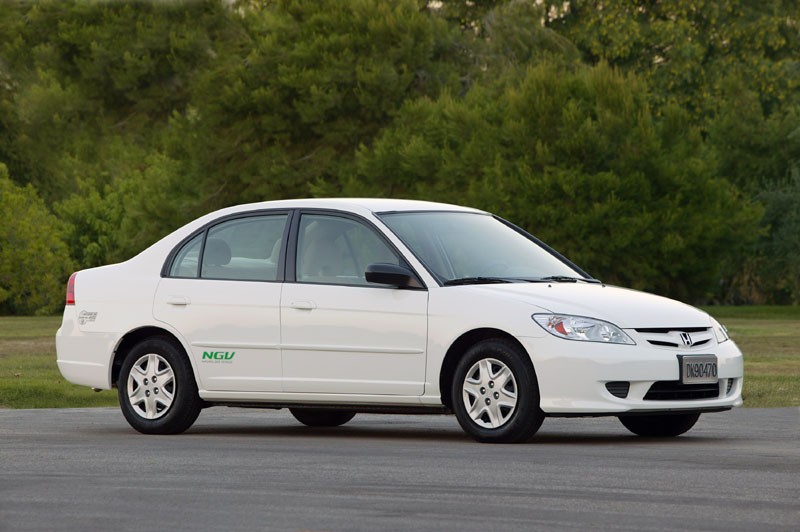2005 Honda Civic Classic Pictures Photos Gallery Green