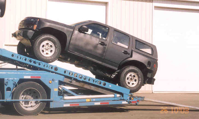 2.5in Suspension Lift Kit for Chevy Colorado / GMC Canyon / Hummer ...