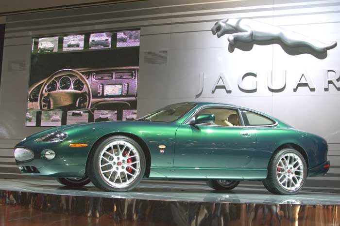 Jaguar Xk Victory Edition L on dodge fiat diesel